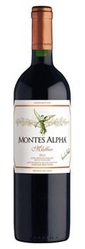 Montes Alpha Malbec 2016