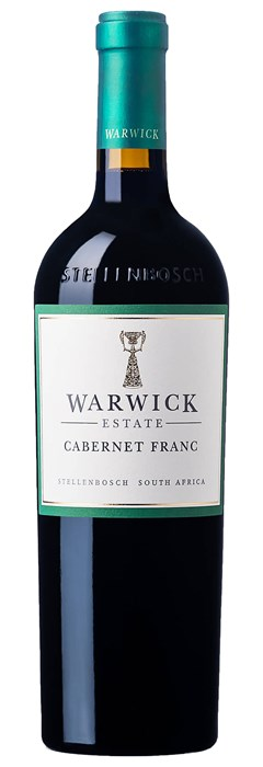 Warwick Estate Cabernet Franc 2016