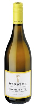 Warwick Estate The First Lady Unoaked Chardonnay 2016