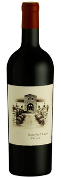 Waterford The Jem Cabernet Sauvignon 2012