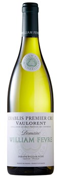 William Fevre Vaulorent Chablis Premier Cru 2016