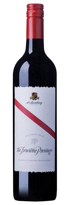 D'arenberg The Ironstone Pressings 2016