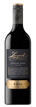 Langmeil The Orphan Bank Shiraz 2015