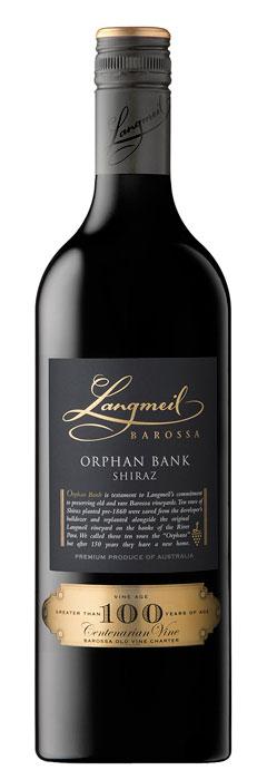 Langmeil The Orphan Bank Shiraz 2015